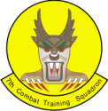 7th Combat Training Squadron  Decal