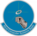 82nd Computer System Squadron  Decal