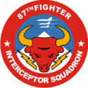 87th Fighter Interceptor Squadron