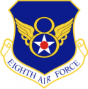 8th Air Force Decal