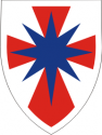 8th Field Support Command Decal