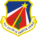 924th TFG Decal