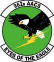 962 AACS Decal