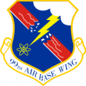 99th Air Base Wing Decal