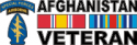 Special Forces Afghanistan Veteran Decal