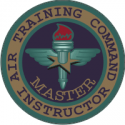 Air Training Command Instructor - Master Decal