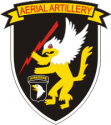 Aerial Rocket Artillery CBAT Decal