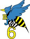 BJU-6 Decal