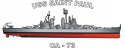 USS Baltimore (CA-68),