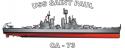 USS Los Angeles (CA-135)