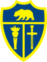 California Cadet Corps Decal