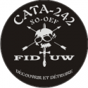 CATA-242 Decal