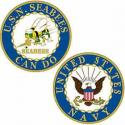 Seabee Challenge Coin