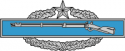 Combat Infantryman Badge Second Award Decal