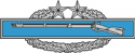 Combat Infantryman Badge Third Award Decal