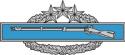 Combat Infantryman Badge Fourth Award Decal