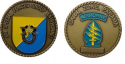 8th Special Forces Group  Challenge Coin