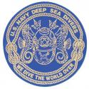 US Navy Deep Sea Divers Decal
