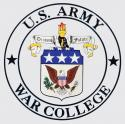 US Army War College Decal