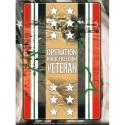 Operation Iraqi Freedom Veteran Digital Ultra Edgy Decal