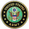 United States Army Decal 12""