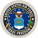 US Air Force Iraqi Freedom Decal