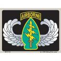 Special Forces Wing Decal