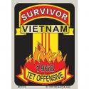 Tet Survivor Decal