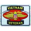Vietnam Veteran 1959 - 1975 Decal