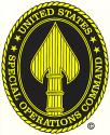 U.S. Special Operations Command SOCOM Decal