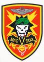 Special Forces MACVSOG Decal (Vietnam)