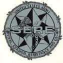 Survival, Evasion, Resistance and Escape SERE Decal