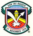 Special Forces Son Tay Raid  Decal (Vietnam)