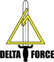 Delta Force Decal