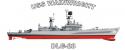 USS Josephus Daniels (DLG-27),