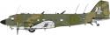 Douglas EC-47P  Decal