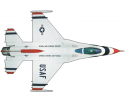 F-16 Thunderbird   Decal