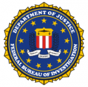 FBI Crest Decal