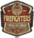 DENIM FADE FIREFIGHTER DECAL