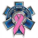 EMS RACE FOR A CURE DECAL