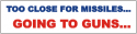 Going to Guns Decal