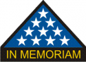 In Memoriam Decal