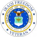 Iraqi Freedom Veteran 2 - Air Force
