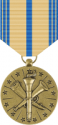 Armed Forces Reserve Medal Decal