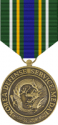 Korea Defense Service Medal Decal