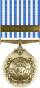 United Nations Korea Medal Decal
