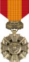 Vietnam Gallantry Cross Medal Decal
