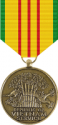 Vietnam Service Medal Decal