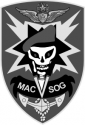 MACVSOG Subdued Decal