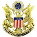 Army Medallion Framed